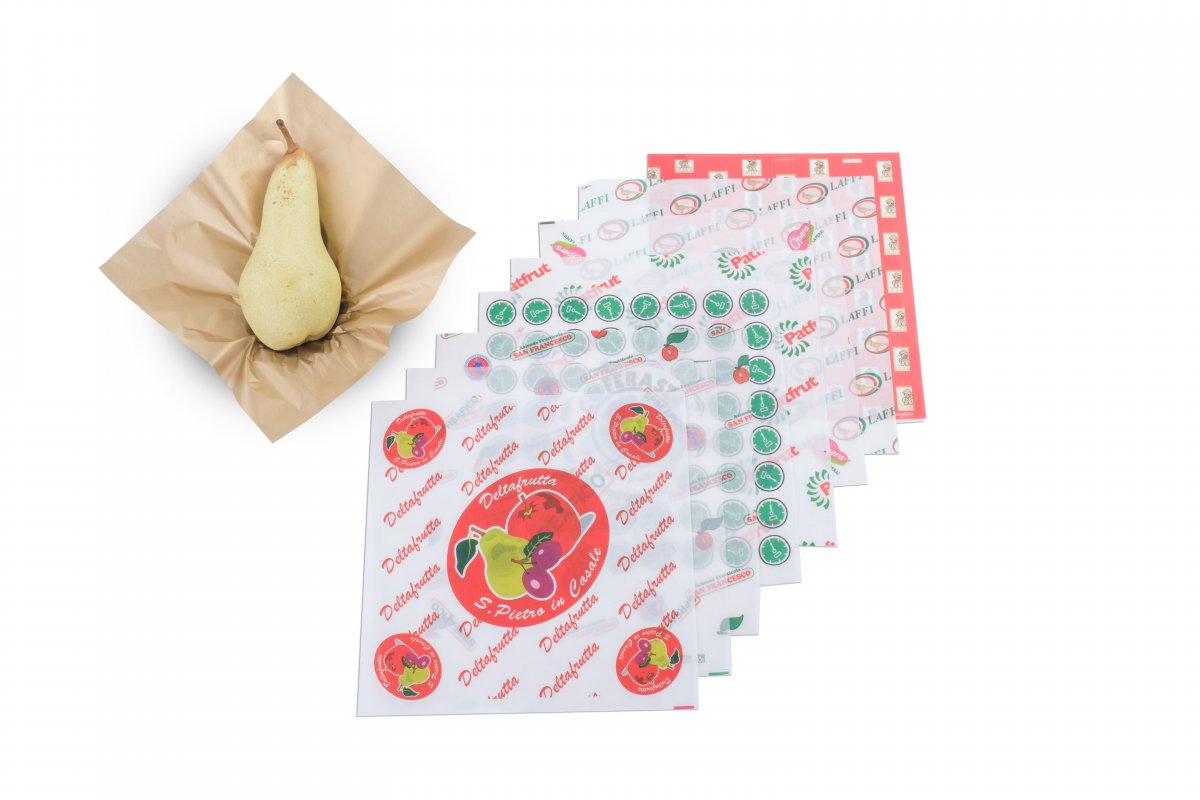 Tissue Paper Wrappers